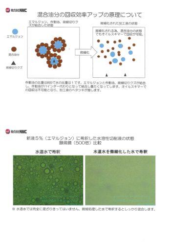 微細水製品案内2